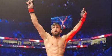 Hasil UFC Vegas 37 - Calon Juara Kelas Ringan Termuda, Arman Tsarukyan Dapat KO Pertama