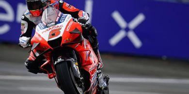 MotoGP San Marino 2021 - Girangnya Johann Zarco Kembali ke Barisan Depan