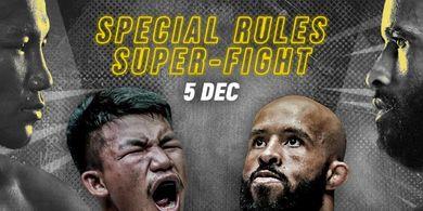 Begini Alasan Eks Raja UFC Terima Duel Gado-gado dari ONE Championship