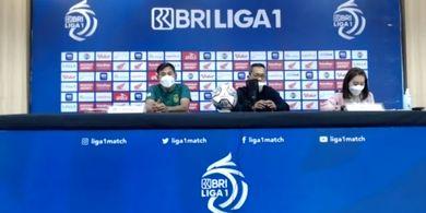 Persebaya Kalah Lagi, Aji Santoso Tak Izinkan Dua Pemainnya Kembali ke Timnas Indonesia
