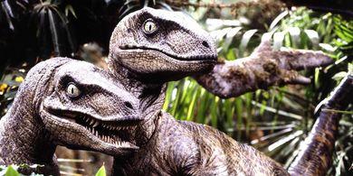 Cepat dan Mematikan, Lini Serang Liverpool seperti Raptor di Jurassic Park