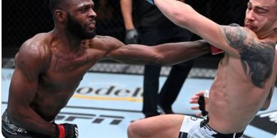 Hasil UFC Vegas 37 - Suami Kalah Perkasa dari Istri, Kalah Beruntun di Oktagon