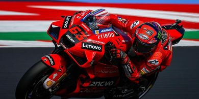 Menangi MotoGP San Marino 2021, Francesco Bagnaia Sebut Kalahkan Marc Marquez Lebih Gampang ketimbang Fabio Quartararo
