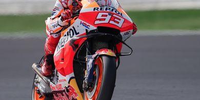 Marc Marquez Dijagokan Berjaya Lagi pada MotoGP Amerika Serikat 2021