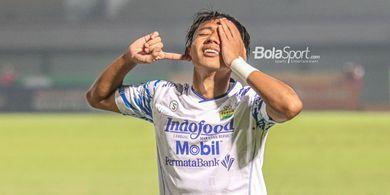 Tampil Apik Saat Melawan Bali United, Pemain Muda Persib: Masih Perlu Belajar