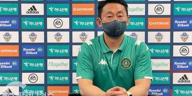 Ansan Greeners Menang di Bawah Kepemimpinan Pelatih Baru, Keputusan Kim Gil-sik Mundur Tepat?