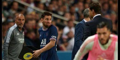 Mauricio Pochettino Pilih Ambil Risiko dan Terima Rasa Frustrasi Lionel Messi karena Ditarik Keluar