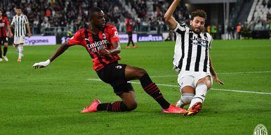 Tak Jadi Kalah dari Juventus, Stefano Pioli Ungkap 3 Kunci Sukses AC Milan