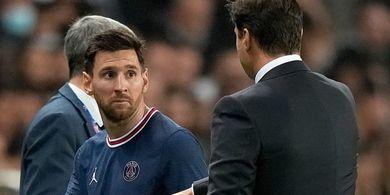 PSG Harus Tiru Cara Guardiola Jinakkan Lionel Messi supaya Tidak Ngambek Lagi
