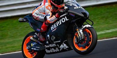 Jalani Tes di Misano, Marc Marquez Sebut Honda Bakal Berbeda pada MotoGP 2022