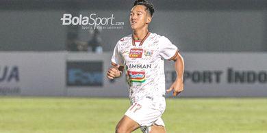 Pemain Muda Persija Jakarta Harus Punya Menit Waktu Banyak di Liga 1