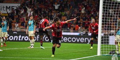 Target AC Milan Bukan Cuma Finis di Urutan Dua atau Tiga, tapi Juara!