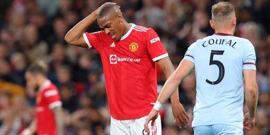 Penampilan Anthony Martial di Piala Liga Inggris Bikin Muak Eks Man United