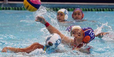 Tim Polo Air Putri DKI Raih Kemenangan Perdana pada PON XX Papua
