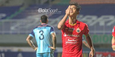 Jadi Pencetak Gol Termuda di Liga 1 2021, Begini Perasaan Striker Persija