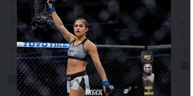 UFC 266 - Punya Permainan Bawah Terhebat, Jagoan Ini Paling Bikin Valentina Shevchenko Kerepotan