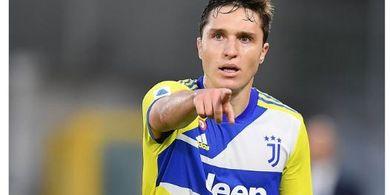 Bintangi Kemenangan Perdana Juventus Lalu Cedera, Begini Kondisi Chiesa