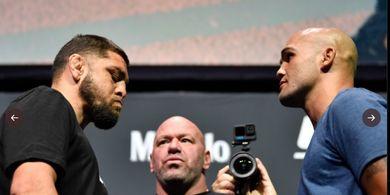 UFC 266 - Prediksi Duel Purba, Nick Diaz Bakal Menang Lewat KO Ronde Ketiga
