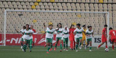 Hanya Butuh Hasil Imbang, Timnas Wanita Indonesia Selangkah Lagi Tembus Piala Asia!