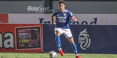 Fakta Unik antara Wander Luiz, Persib Bandung, dan PSS Sleman