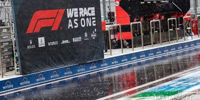 GP Rusia 2021 - Sochi Sempat Dilanda Hujan Deras, Nasib Balapan F2 Masih Belum Jelas