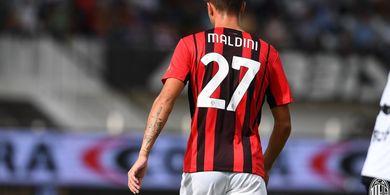 Anak Legenda Kebingungan, AC Milan Belum Bisa Bongkar Pertahanan Spezia