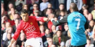 Man United vs Aston Villa - Cristiano Ronaldo Ketemu Korban Paling Sering Dia Siksa di Liga Inggris
