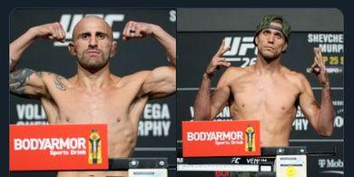 Jadwal UFC 266 - Alexander Volkanovski vs Brian Ortega Dimulai Minggu Pagi