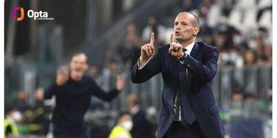 Begini Cara Massimiliano Allegri Bawa Juventus Taklukkan Chelsea