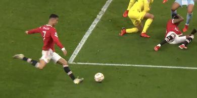 Dirugikan Lingard, Eks Kiper Liverpool Sebut Gol Ronaldo ke Gawang Villarreal Tidak Sah