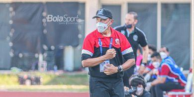 Gagal Menang Lagi, Rahmad Darmawan Sebut Pemain Madura United Masih Ragu-ragu