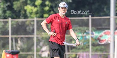 Lawan Australia, Shin Tae-yong Sebut Satu Kekurangan Timnas U-23 Indonesia