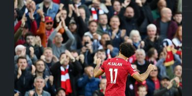 Sudah Cintai Liverpool Sejak Bela Chelsea, Salah Mengaku Ingin Pensiun di Anfield