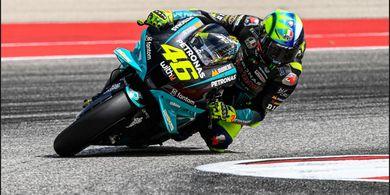 Marco Simoncelli Bukan Alasan Valentino Rossi Bertahan di MotoGP
