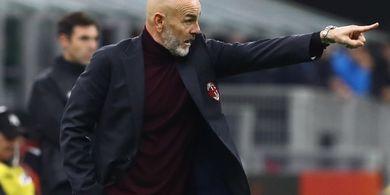 Stefano Pioli Puji Reaksi AC Milan hingga Mampu Menang Comeback Lawan Hellas Verona