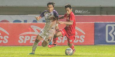 Diwarnai Drama Injury Time, Persita Tangerang Berhasil Imbangi Arema FC