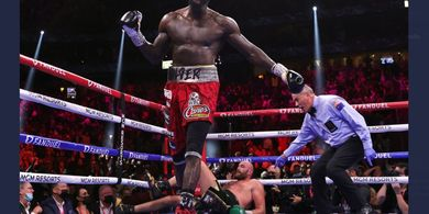 Deontay Wilder Tolak Pensiun Usai Ditumbangkan Tyson Fury