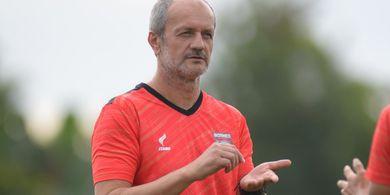 Risto Vidakovic Terima Keadaan saat Datang ke Borneo FC