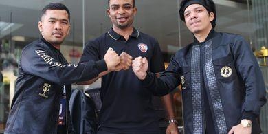Kehadiran Osas Saha Diharapkan Dongkrak Motivasi Pemain AHHA PS Pati FC