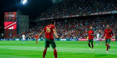 Peniru Selebrasi Cristiano Ronaldo Sebut Portugal Tahu Caranya Menang Mudah atas Luksemburg