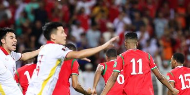 Hasil Kualifikasi Piala Dunia Zona Asia - Rekan Shin Tae-Yong Bikin Vietnam Jadi Bulan-bulanan, Arab Edan