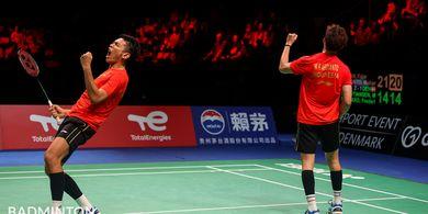 Thomas Cup 2020 - Dulu Jadi Cita-cita, Sekarang Fajar Alfian Bawa Indonesia ke Final