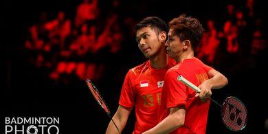 Jadwal dan Link Live Streaming Thomas Cup 2020 - Indonesia di Ambang Trofi ke-14