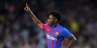 Anak Ajaib Baru Makin Menjanjikan, Barcelona Mulai Lupakan Messi