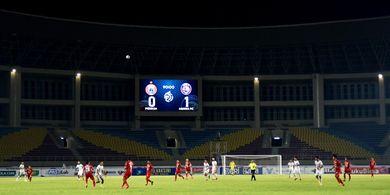 Persija Jakarta Kalah dari Arema FC Bukan Karena Pemain Muda