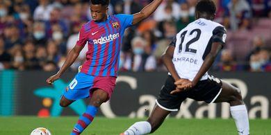 Barcelona Punya Rencana, Penerus Lionel Messi Diharapkan Bertahan Lama