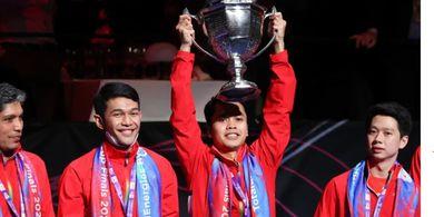Cedera Sejak Piala Thomas, Dua Andalan Indonesia Dipastikan Absen di French Open 2021