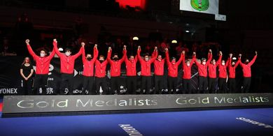 Merah Putih Tidak Boleh Berkibar di Piala Thomas, Taufik Hidayat Kecewa Berat