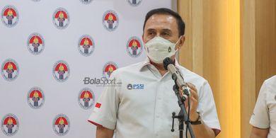 PSSI sedang Cari Lawan Uji Coba untuk Timnas Indonesia
