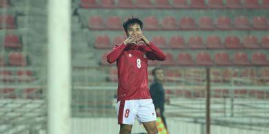 Hasil Timnas U-23 Indonesia Vs Australia - Garuda Muda Dua Kali Kejutkan Gawang Lawan tapi Kalah Tipis, Masih Ada Leg Kedua!